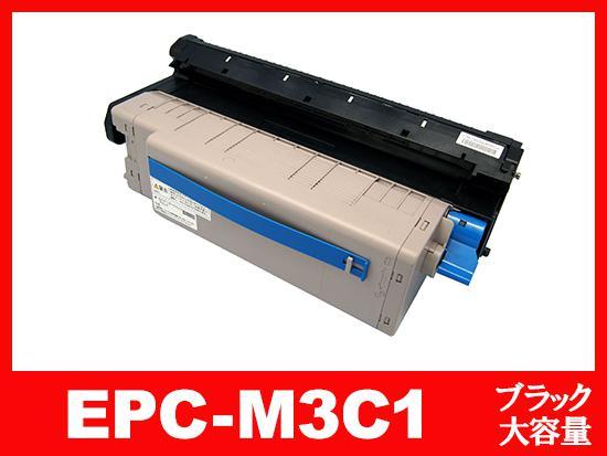 EPC-M3C1(ブラック)OKIリサイクルトナーカートリッジ