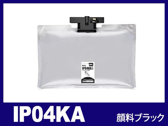 IP04KA(顔料ブラック) エプソン[EPSON]互換インクパック
