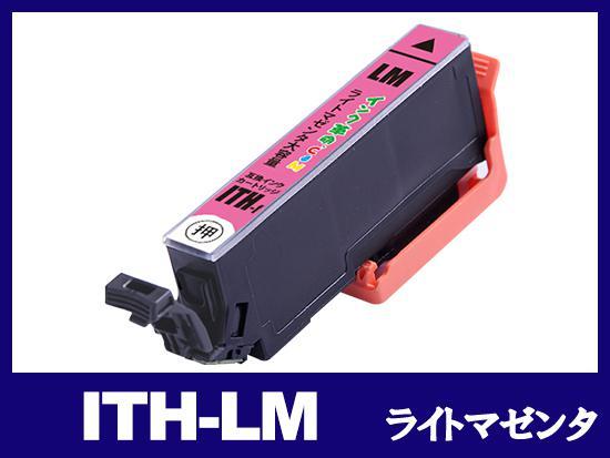 ITH-LM(ライトマゼンタ) エプソン[EPSON]用互換インクカートリッジ