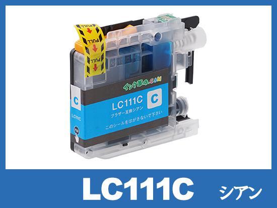 LC111C(シアン)ブラザー[brother]互換インクカートリッジ