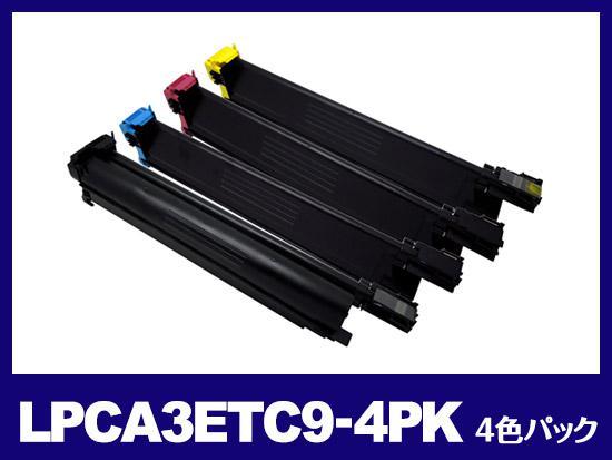 LPCA3ETC9(4色パック)エプソン[EPSON]リサイクルトナーカートリッジ