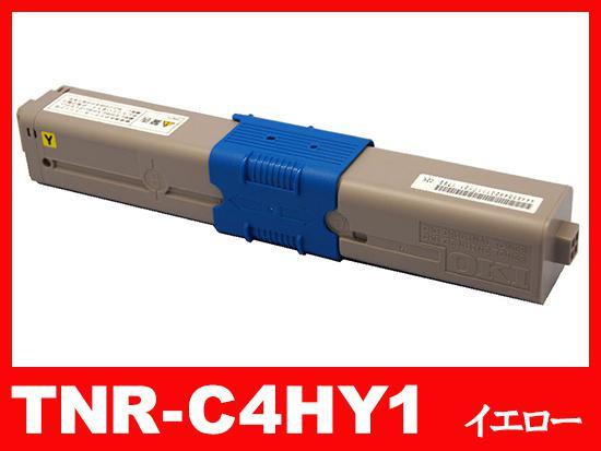 TNR-C4HY1(イエロー)OKIリサイクルトナーカートリッジ