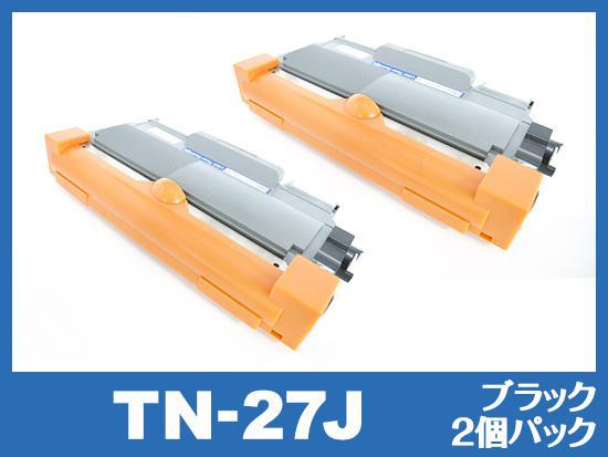 TN-27J(ブラック2個パック) ブラザー[Brother]互換トナーカートリッジ