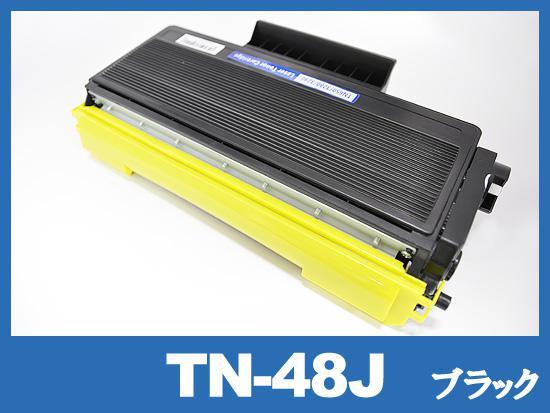 TN-48J (ブラック) ブラザー[Brother]互換トナーカートリッジ