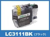 LC3111BK(ブラック)ブラザー[brother]互換インクカートリッジ