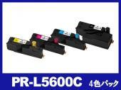 PR-L5600C(4色大容量セット) NEC互換トナーカートリッジ
