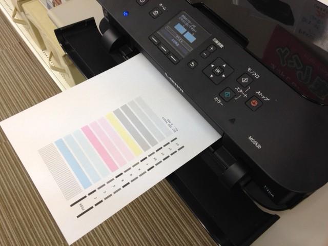 pdf 印刷 色 が おかしい